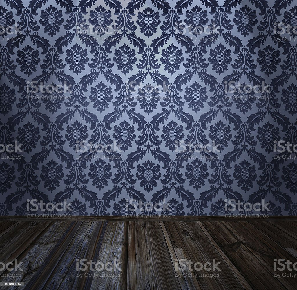 Room interior royalty-free stock photo