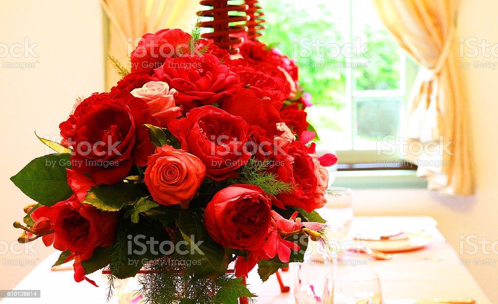 Room of the flower foto de stock libre de derechos