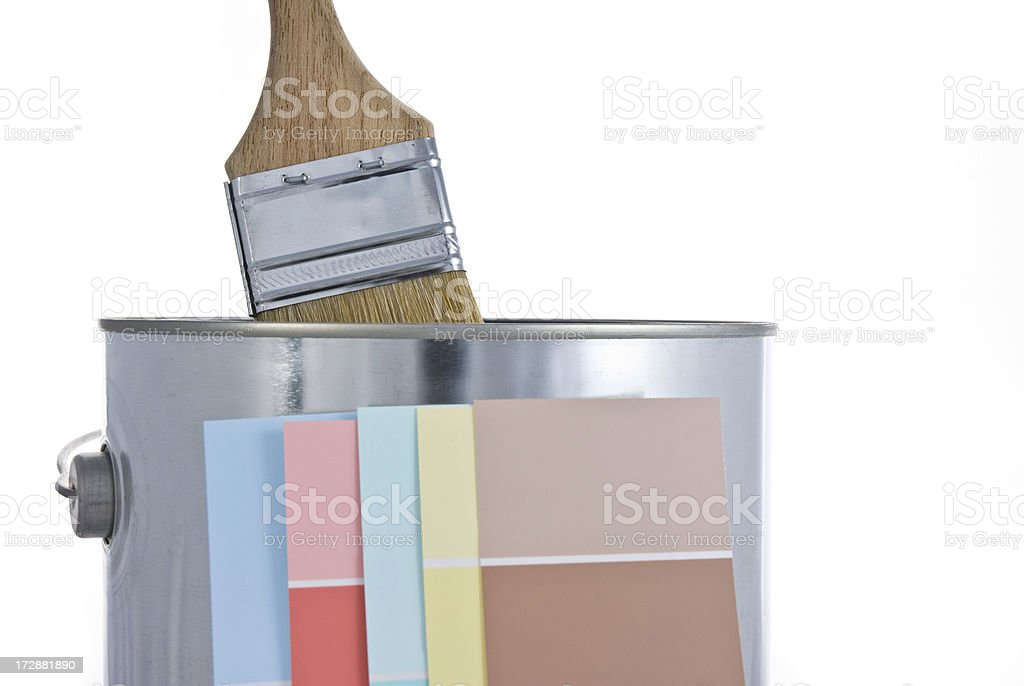 Room to Paint royalty-free stock photo