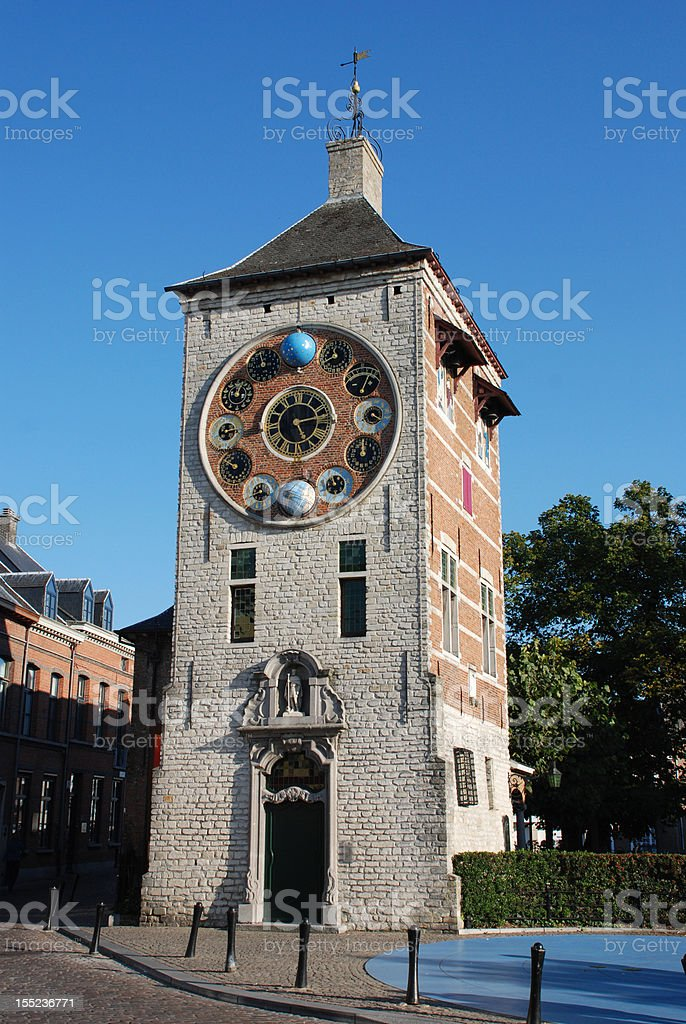 Zimmer Tower Lier royalty-free stock photo