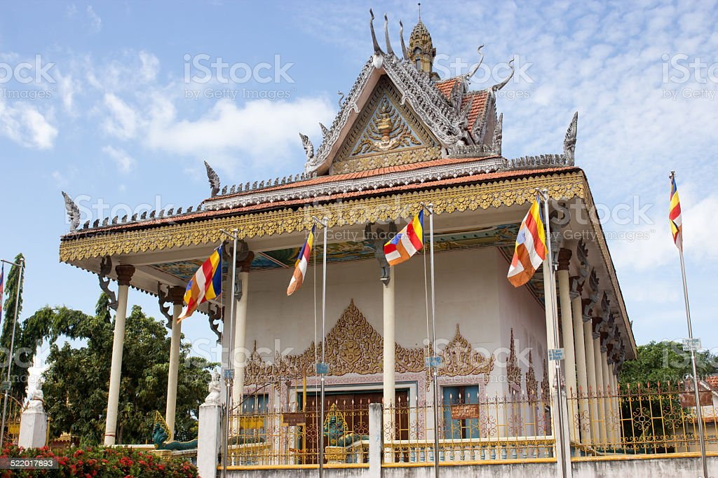 Roong Wat stock photo