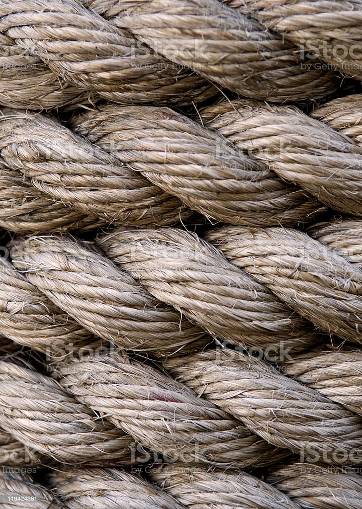 Rope background royalty-free stock photo