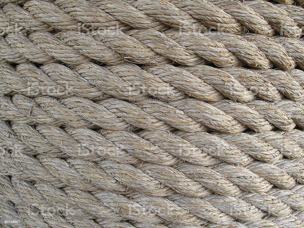 Rope background stock photo