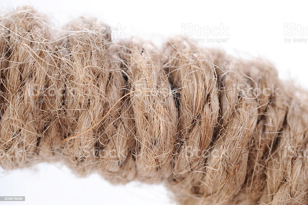 Rope background , texture. stock photo