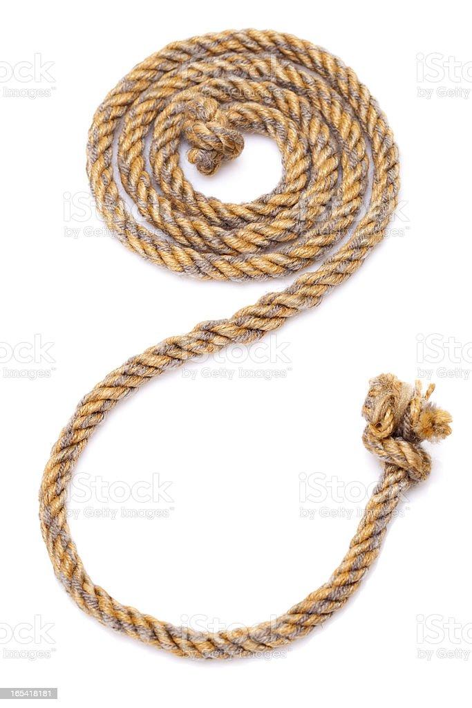 rope stock photo