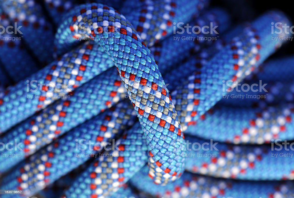 Rope texture royalty-free stock photo
