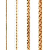 Ropes.