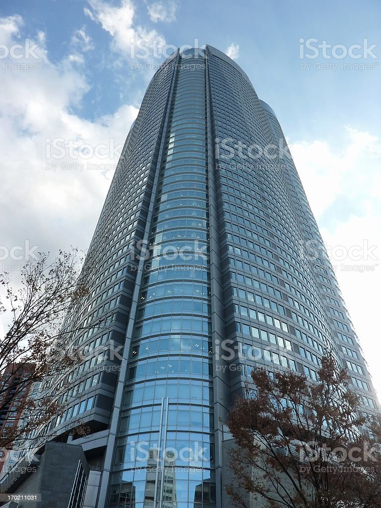 Roppongi Mori tower, Tokyo stock photo