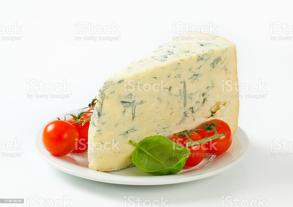 roquefort cheese royalty-free stock photo