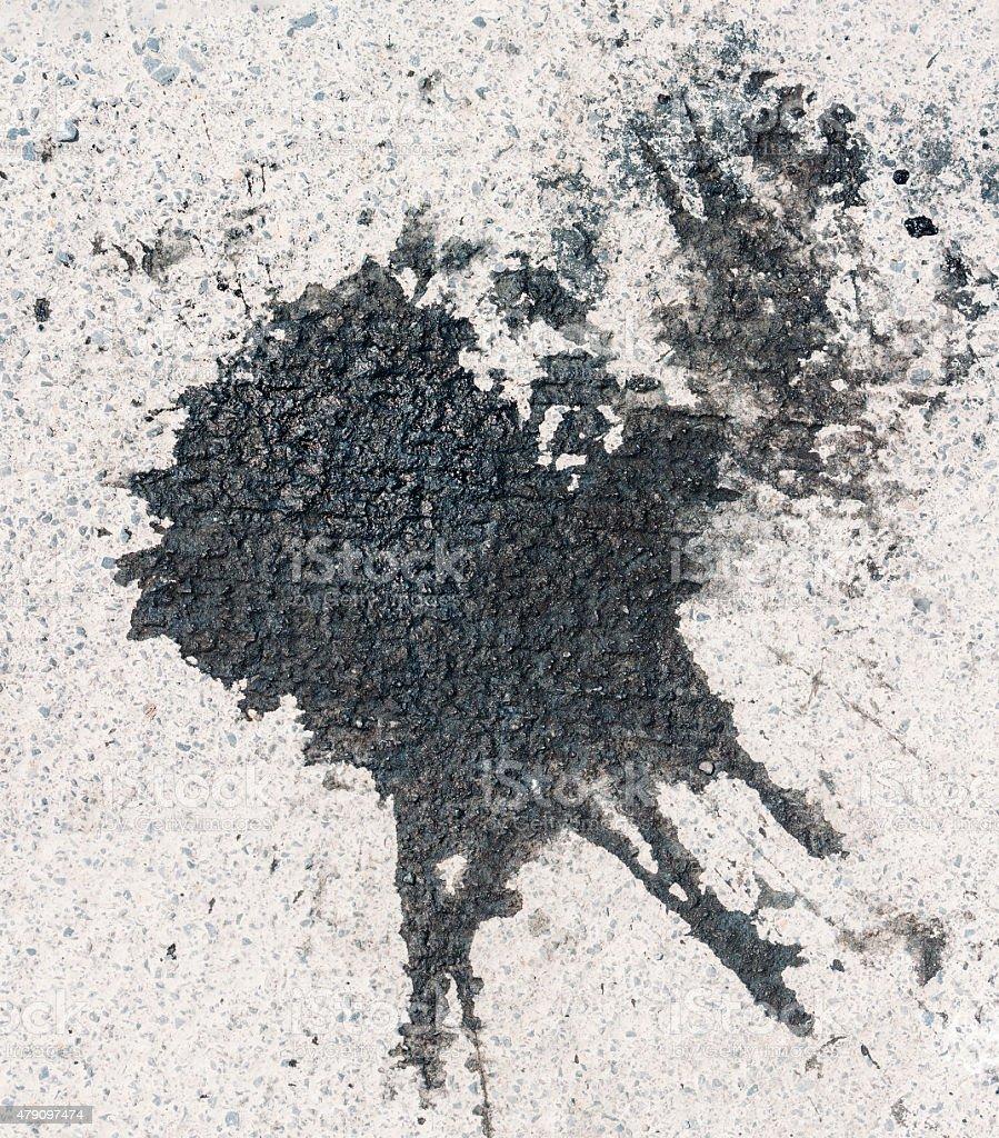 Rorschach, creative abstract design background photo stock photo