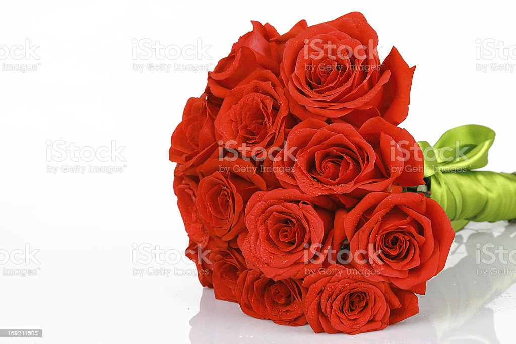 Rose Bouquet stock photo