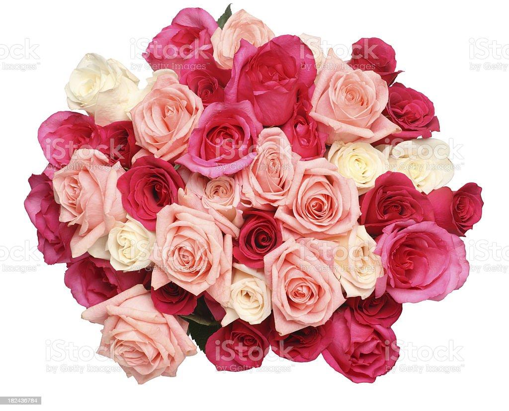 Rose Bouquet stock photo
