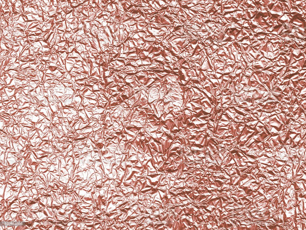 rose gold - foil background stock photo