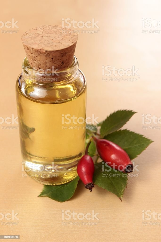 rose oil royalty-free stock photo