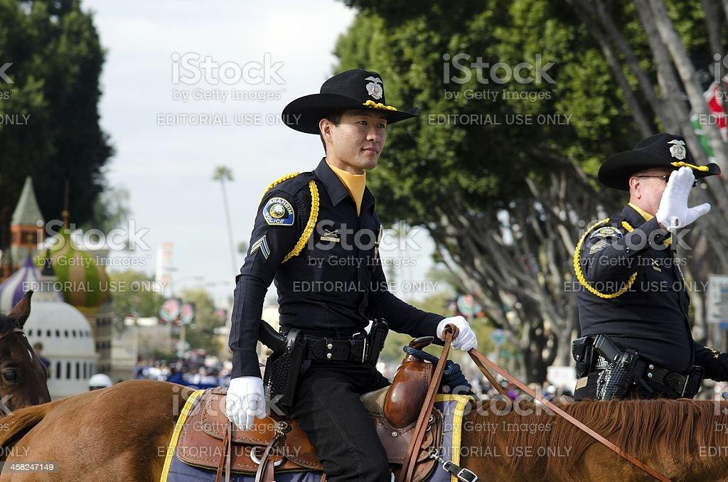 Rose Parade royalty-free stock photo
