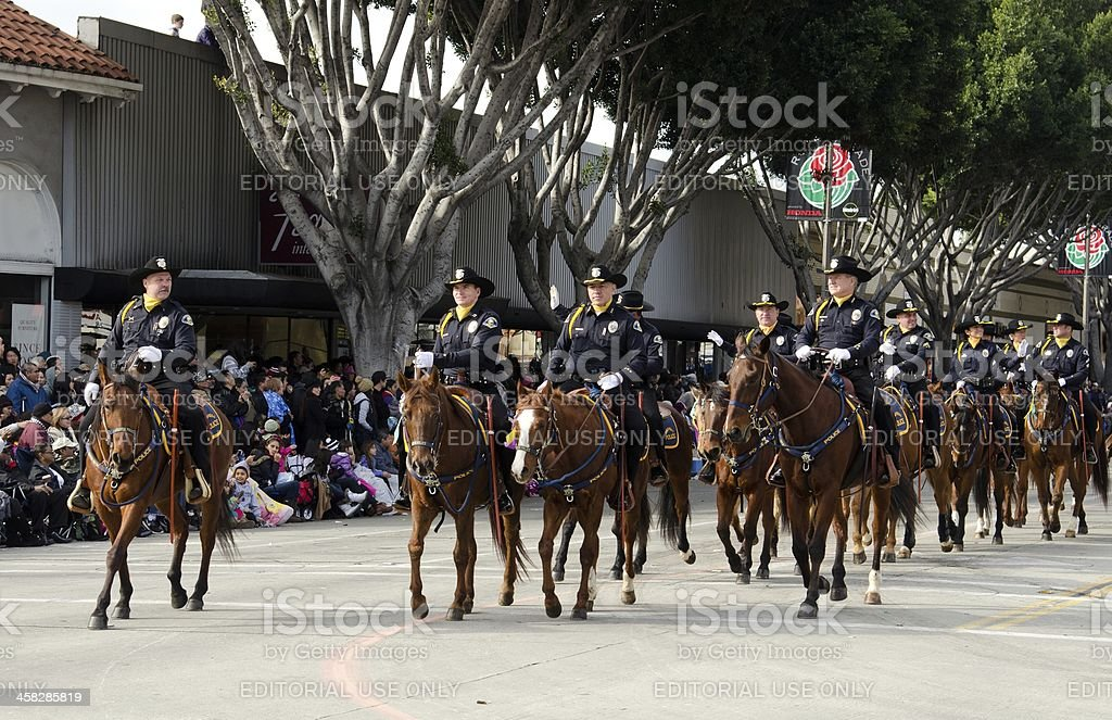 Rose Parade royalty-free stock photo