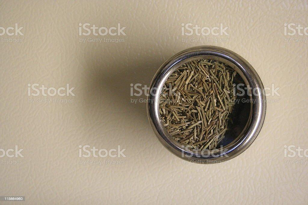 Rosemary Spice magnétique photo libre de droits