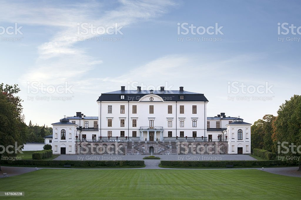 Rosersberg Palace royalty-free stock photo
