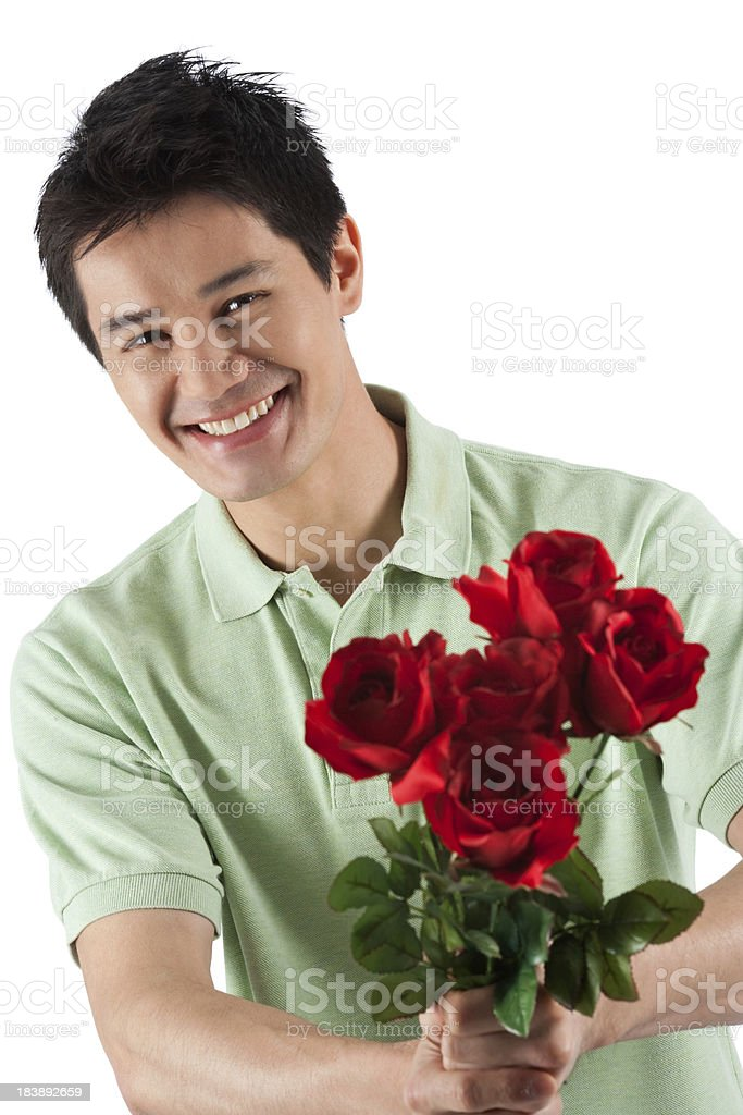 Roses For You royalty-free stock photo