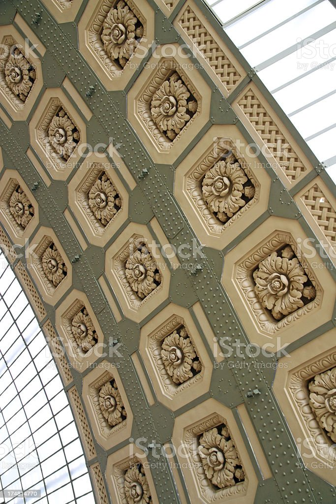 Rosette Arch royalty-free stock photo