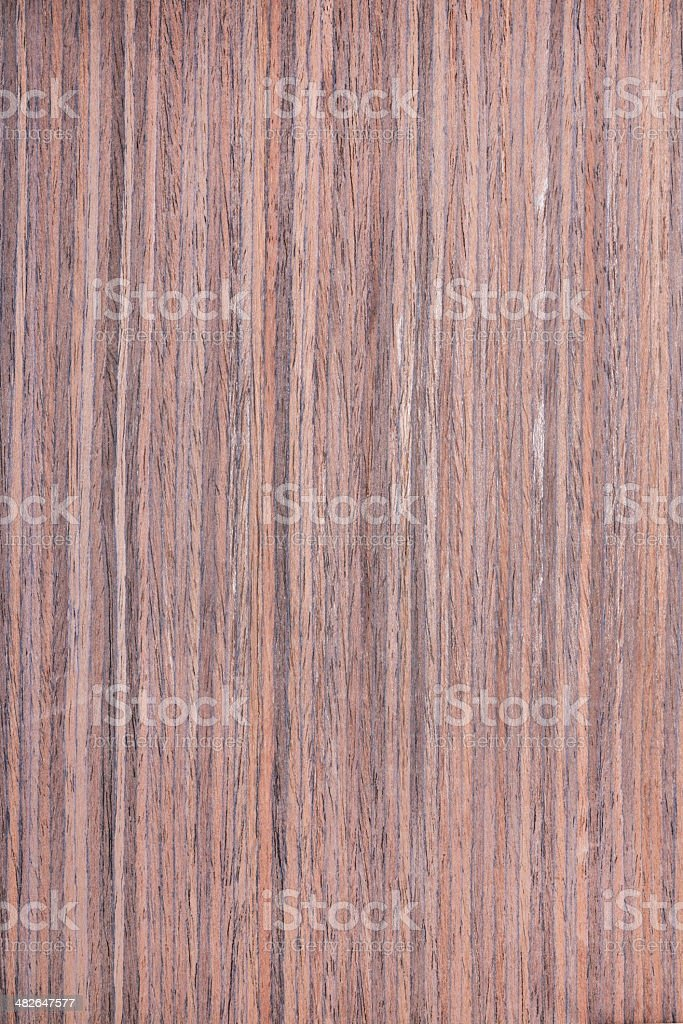 rosewood texture, wooden interior stock photo