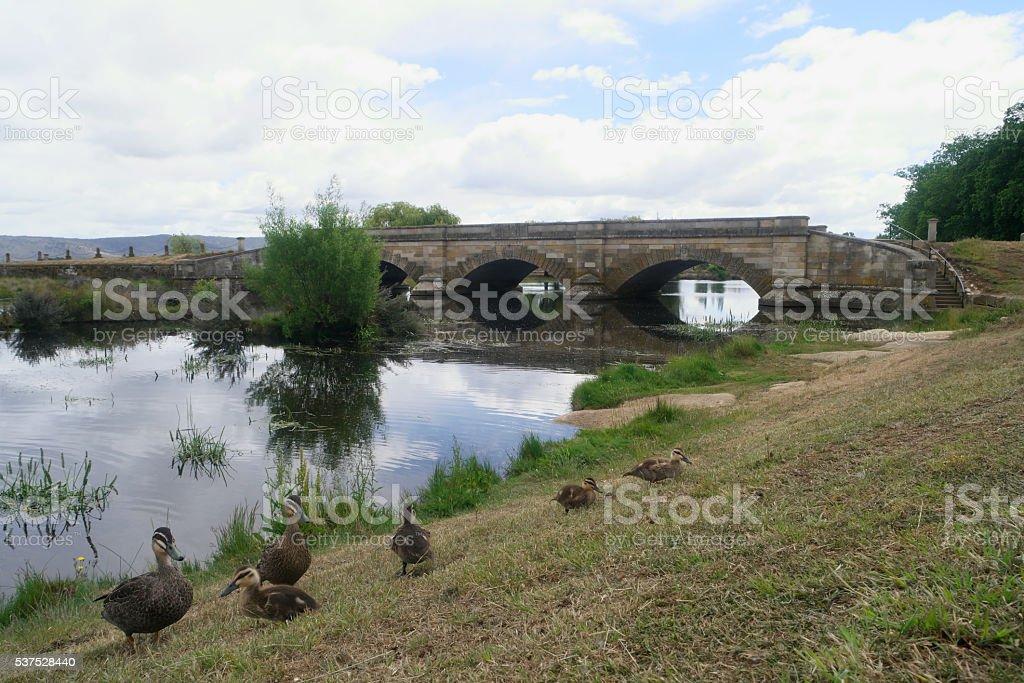 ross bridge stock photo