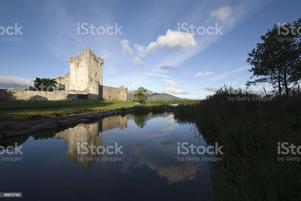 Ross Castle royalty-free stock photo