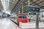 Rossio train station in Lisbon