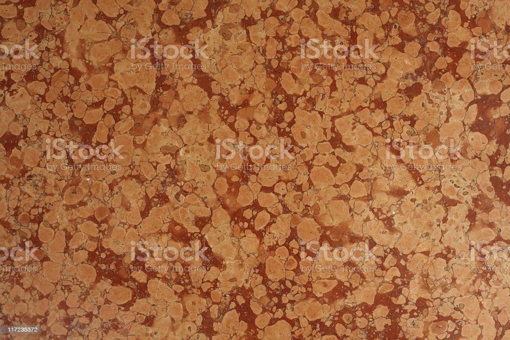Rosso Verona Granite royalty-free stock photo