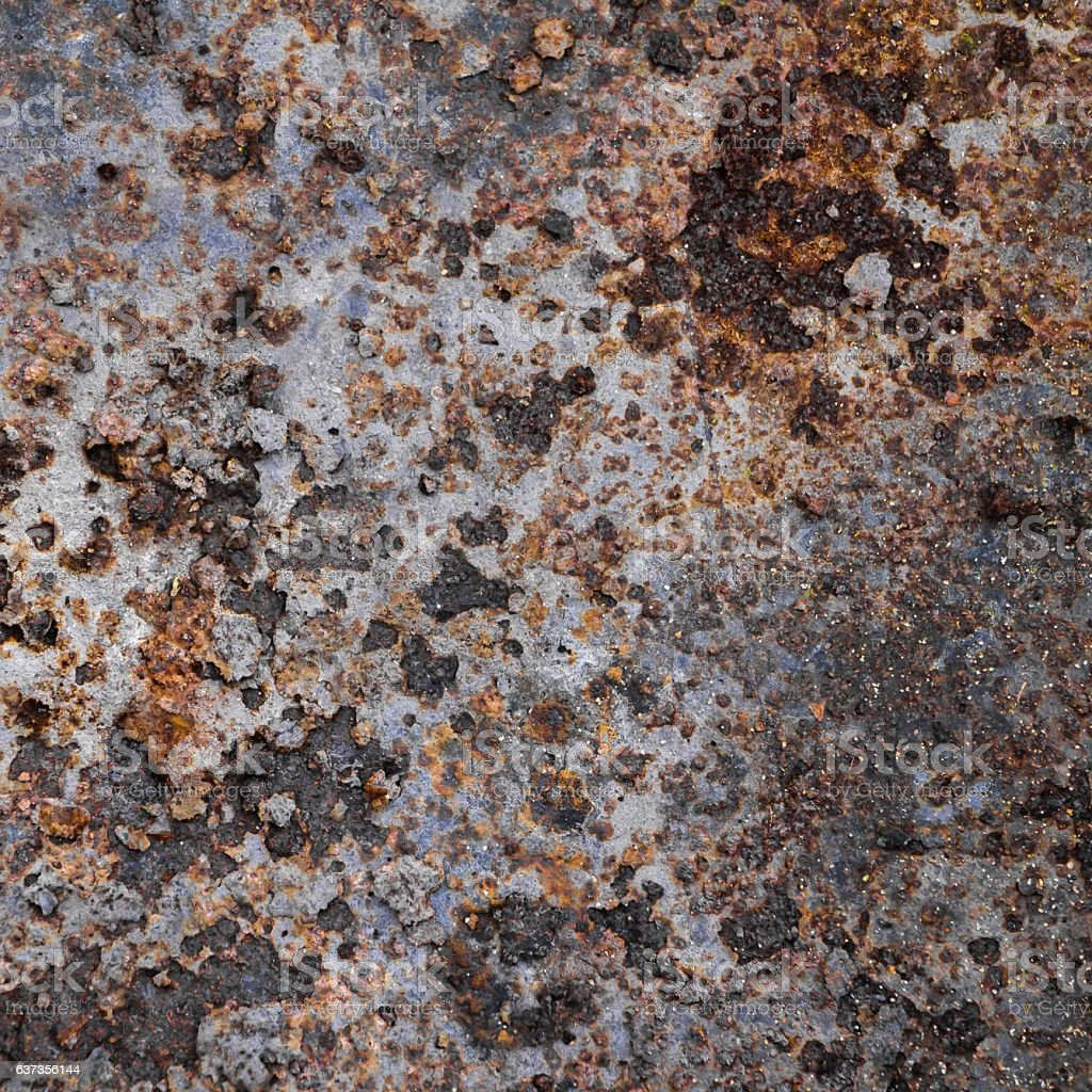 Rosted steel background stock photo