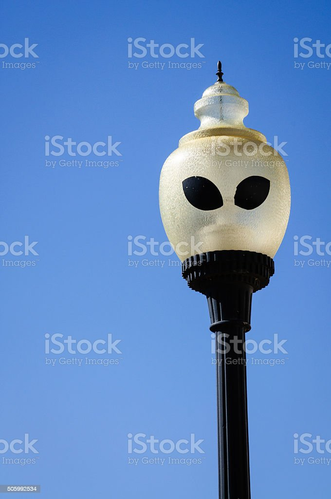 Roswell, New Mexico stock photo