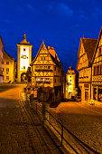 Rothenburg ob der Tauber Night