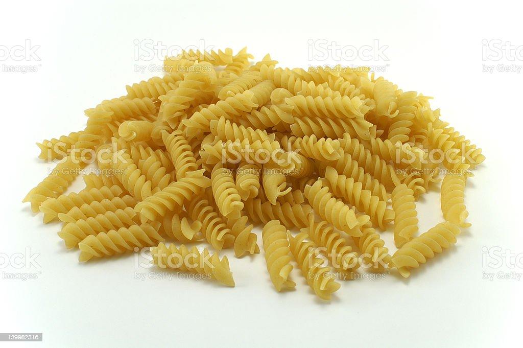 Rotini stock photo