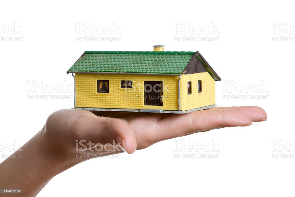 rotten real estate royalty-free stock photo