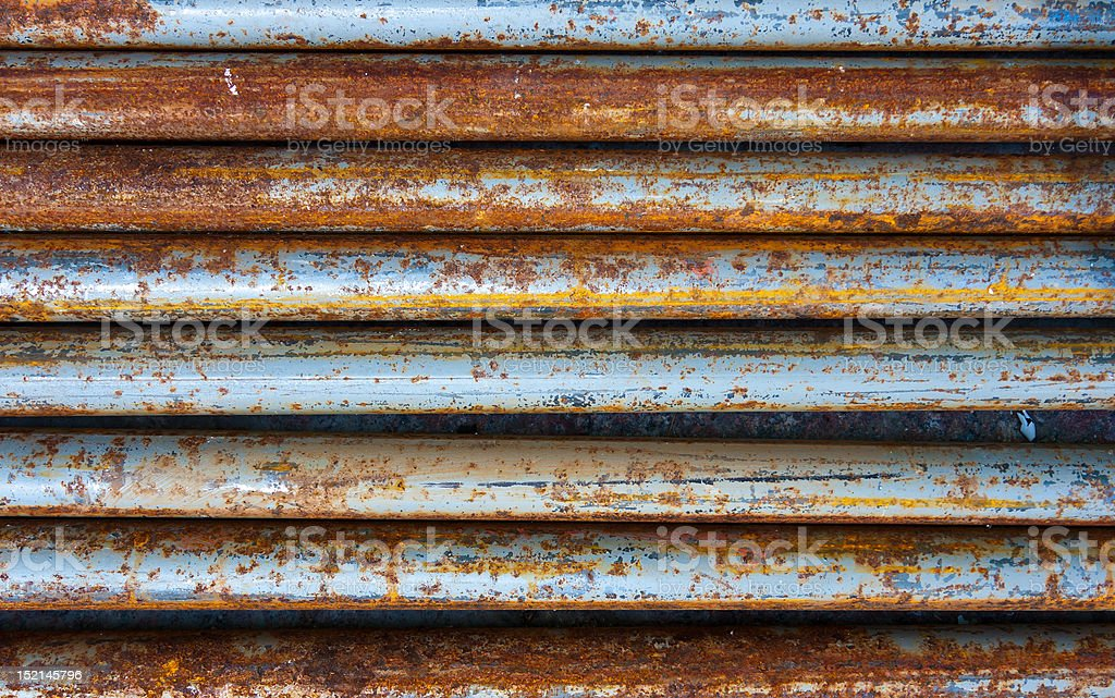 Rotten tubes texture royalty-free stock photo