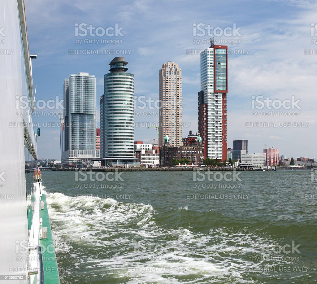 Rotterdam, South Holland, The Netherlands stock photo