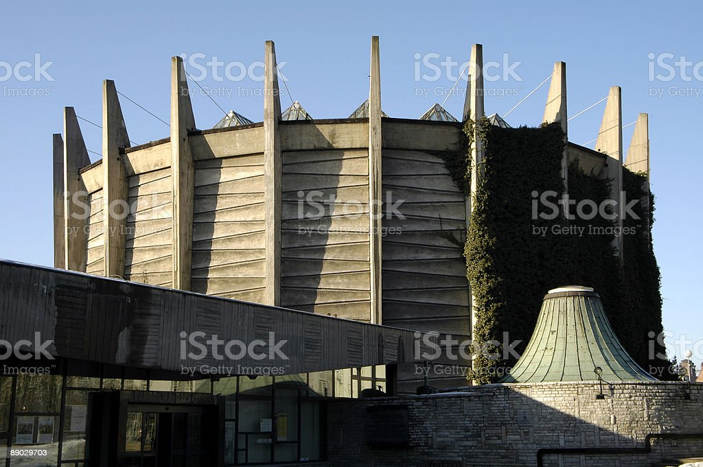 rotunda housing stock photo