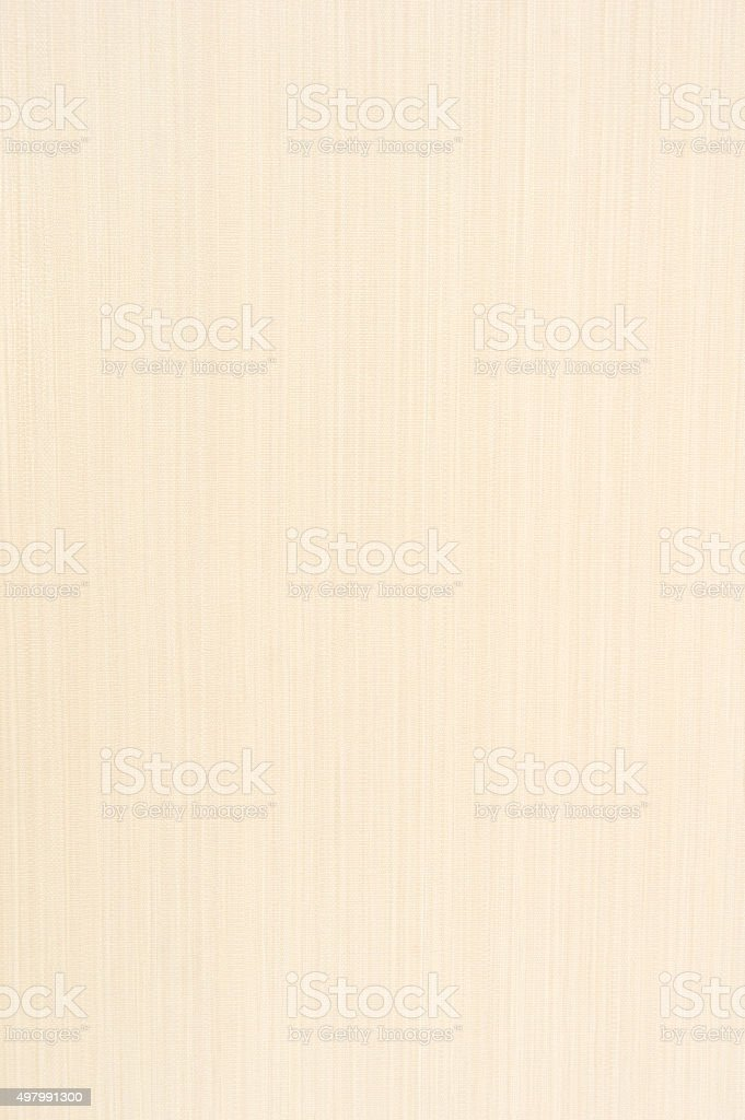 Rough beige stripes. Paper texture or background stock photo