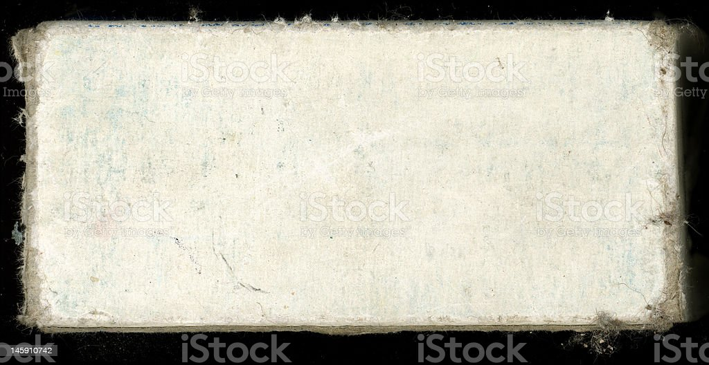 Rough border & texture royalty-free stock photo