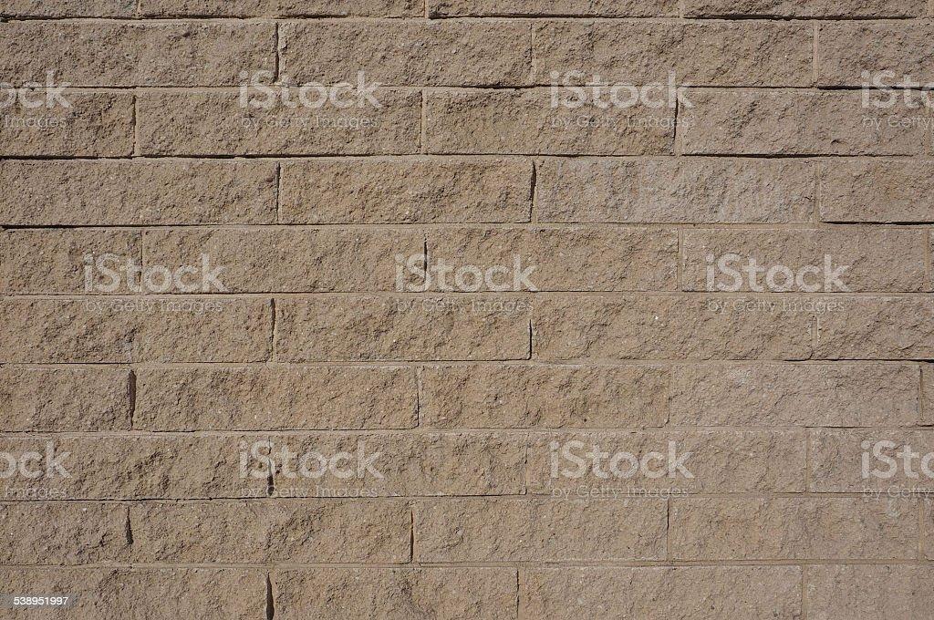 Rough mur, brun photo libre de droits