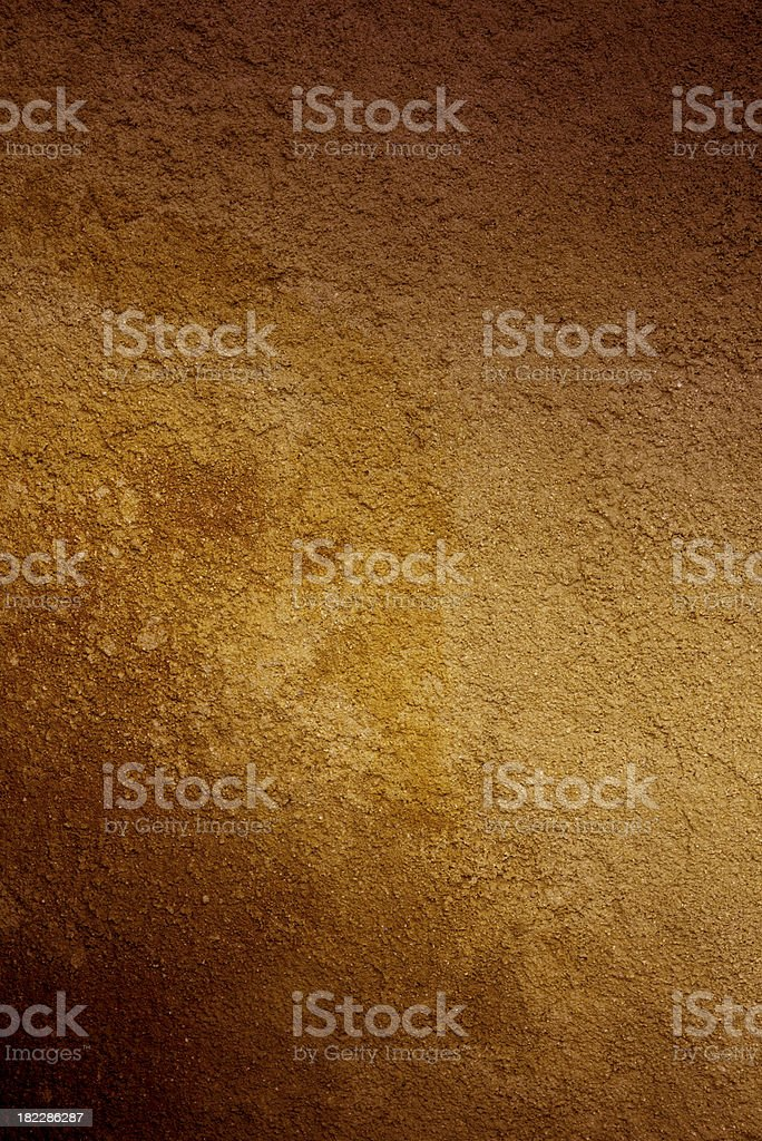 Rough brown background royalty-free stock photo