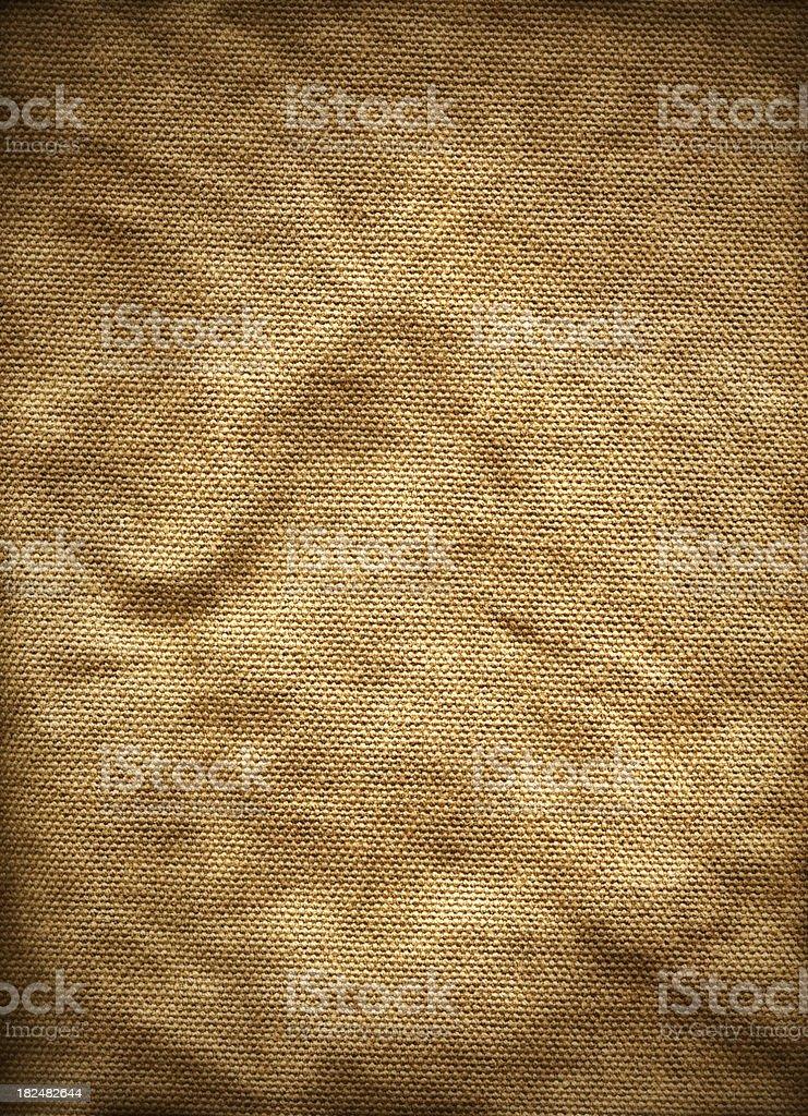 Rough Canvas Texture stock photo