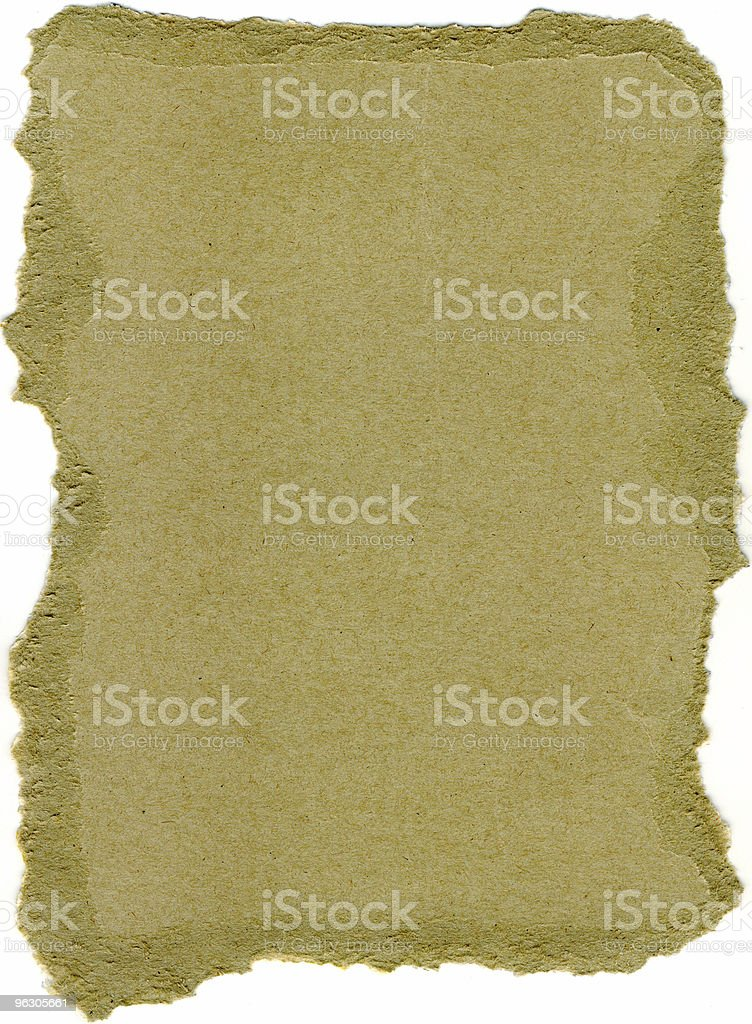 Rough Card Background royalty-free stock photo