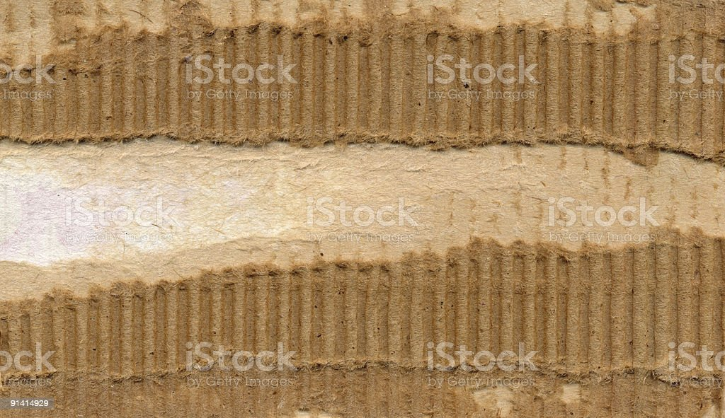 rough cardboard background royalty-free stock photo