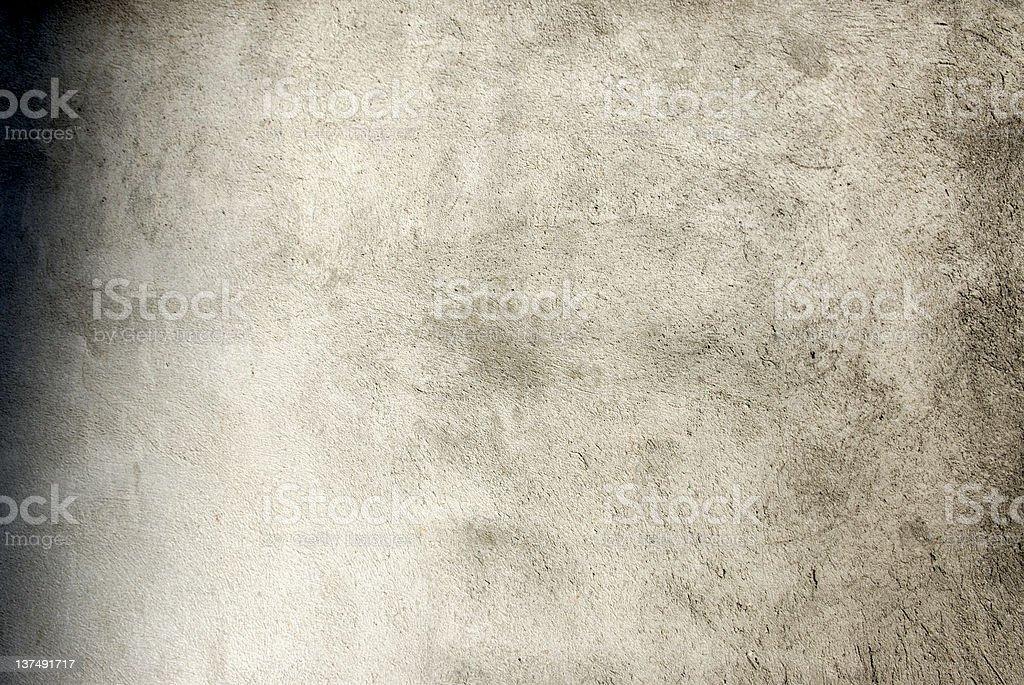 Rough Concrete royalty-free stock photo
