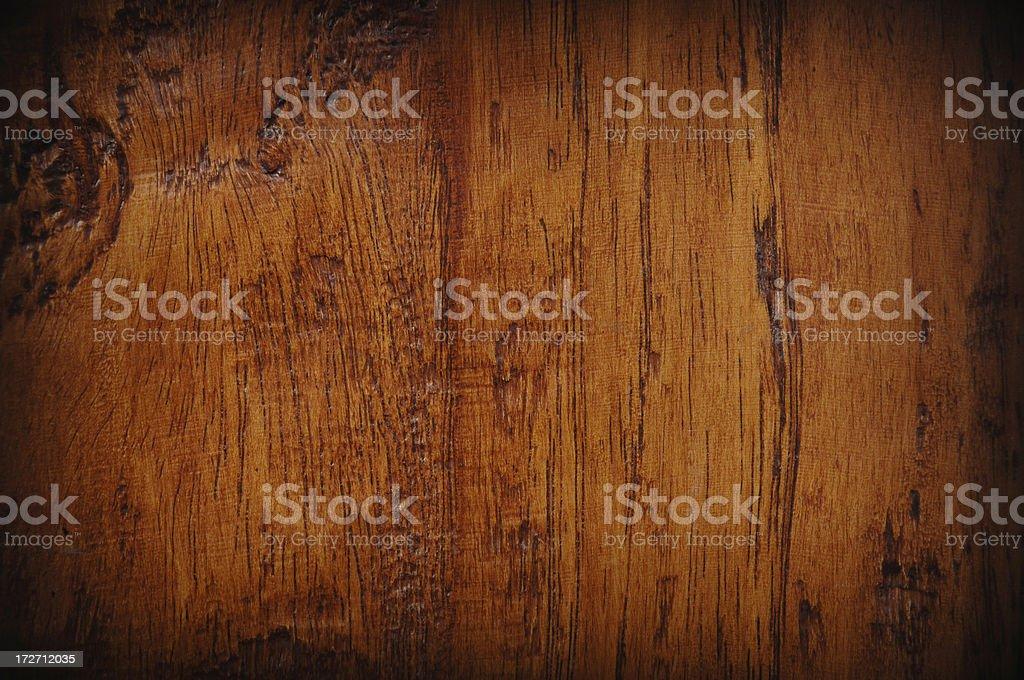 Rough Hardwood royalty-free stock photo