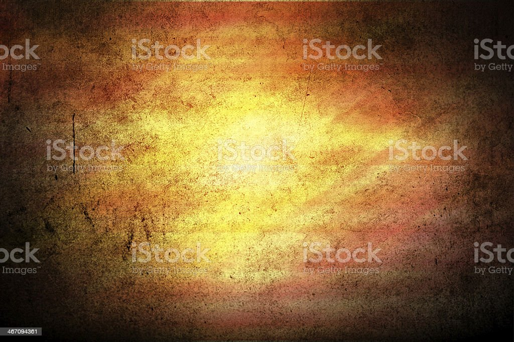 Rough old wall royalty-free stock photo