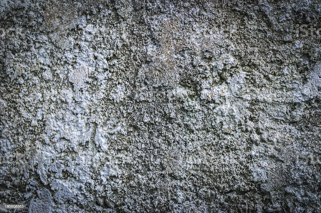Rough plaster walls. royalty-free stock photo