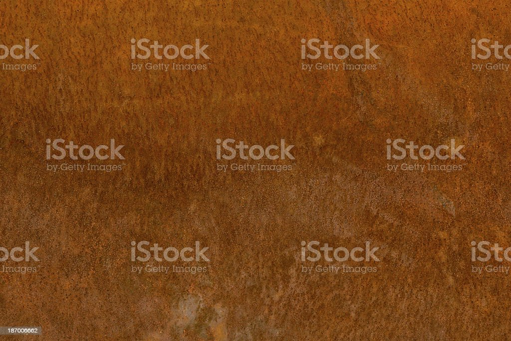 Rough rusty background royalty-free stock photo