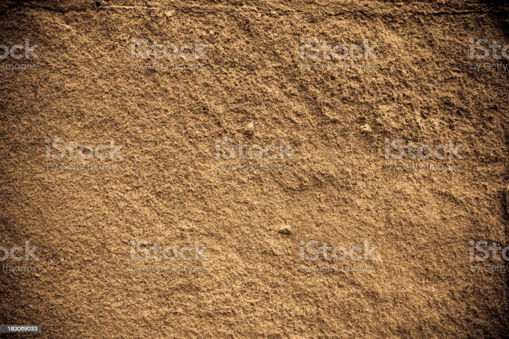 Rough sandstone texture stock photo